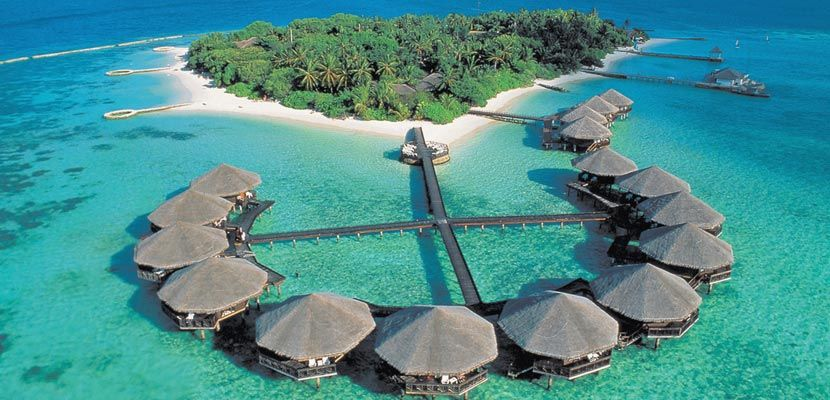Holidays in the Maldives
